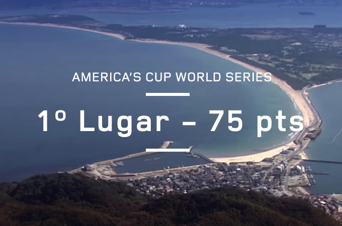 Japan's sixth largest city, Fukuoka, hosts the final leg in the Louis Vuitton America's Cup World Series