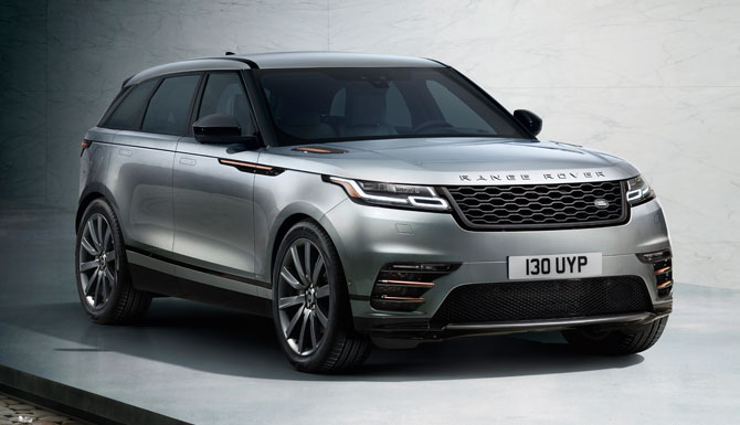 2019 Range Rover Velar The Most Refined And Capable Medium Suv Land Usa