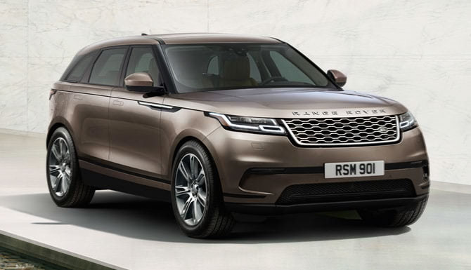 2018 Range Rover Velar Small Luxury Suv Land Rover Usa