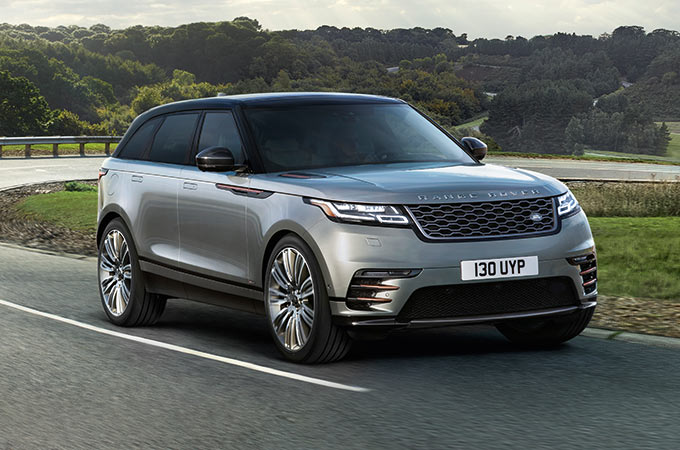 2019 Range Rover Velar Key Features Land Rover Usa