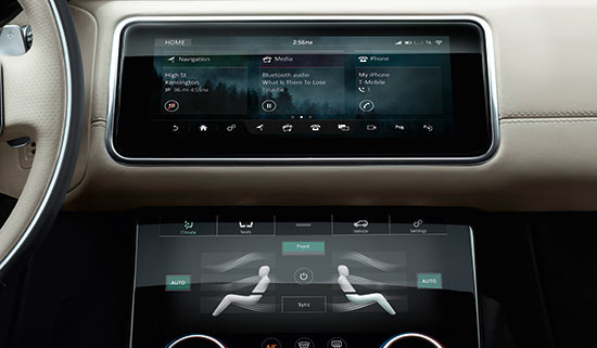 Land Rover Build Your Own >> 2019 Range Rover Velar - The Most Refined and Capable Medium SUV | Land Rover USA