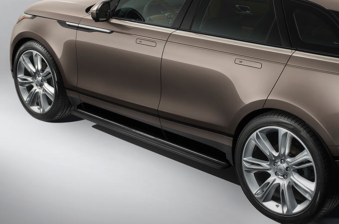2019 Range Rover Velar Options Amp Accessories Land