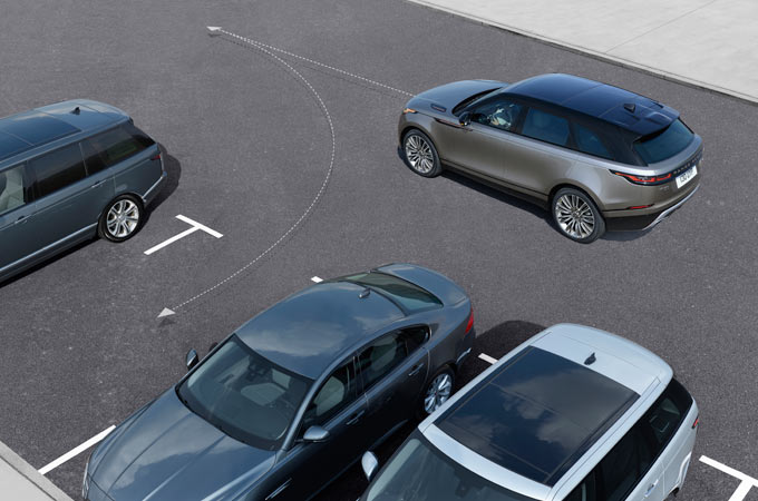 Range Rover Velar Driver Assist Package
