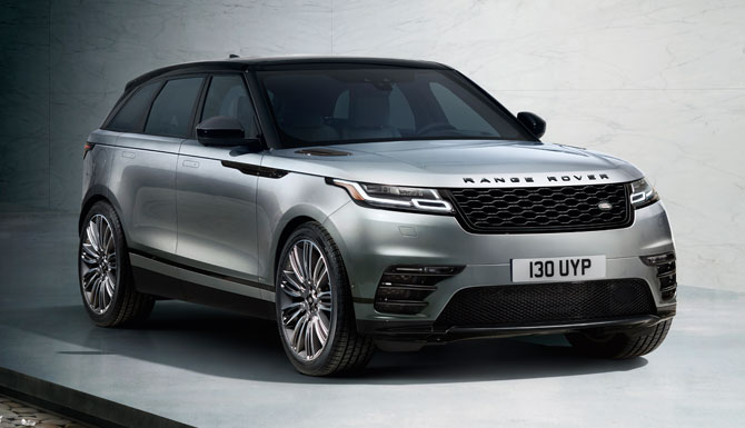 2018 Land Rover Range Rover Velar Release Date, Price and Specs ...