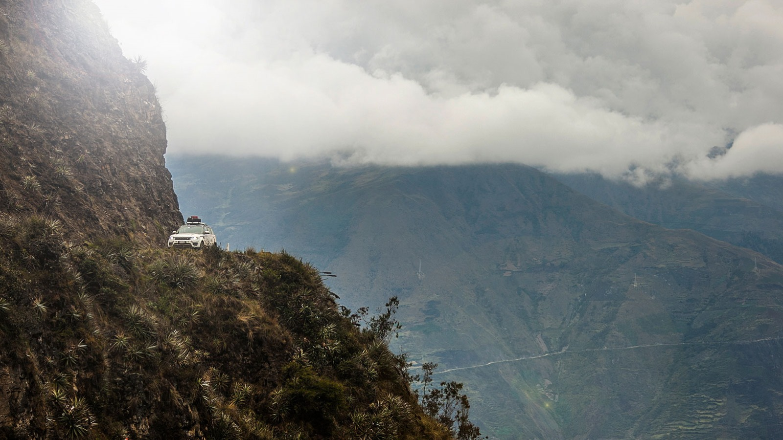 The Ancient Inca Trail Starts Here