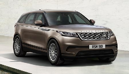 Land rover tutto su range rover velar for Interno velar