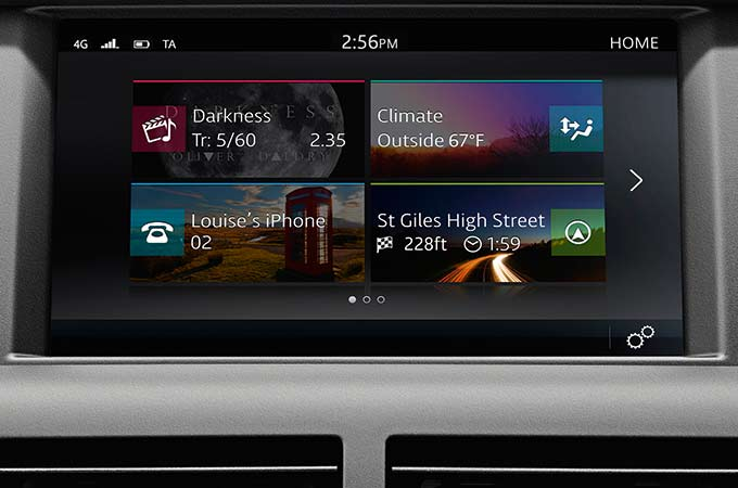 Discovery Sport 17MY - Incontrol Touch and Touch Pro