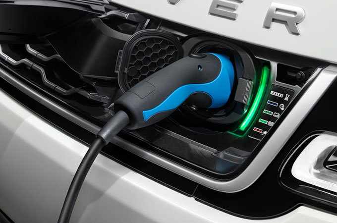 Ev Charging Amp Charging Stations Phev Land Rover