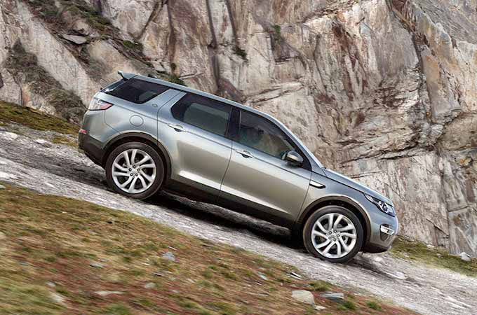 Discovery Sport 17MY - Hill Descent Control