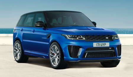 Explore The New Range Rover Sport Land Rover South Africa