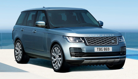Land Rover Vogue SE