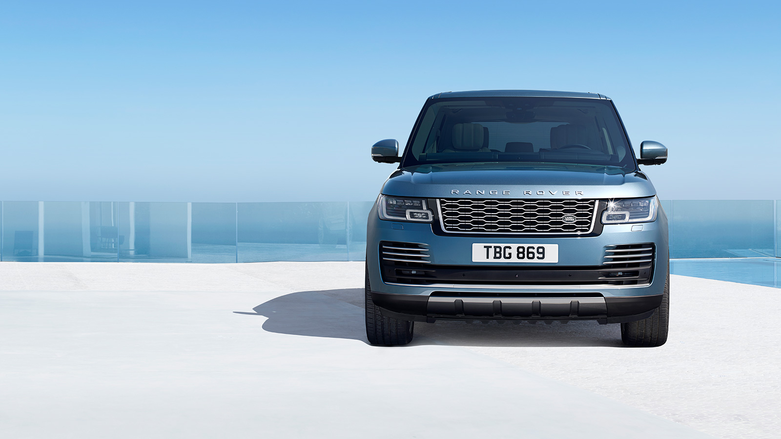New Range Rover >> TECHNOLOGIE