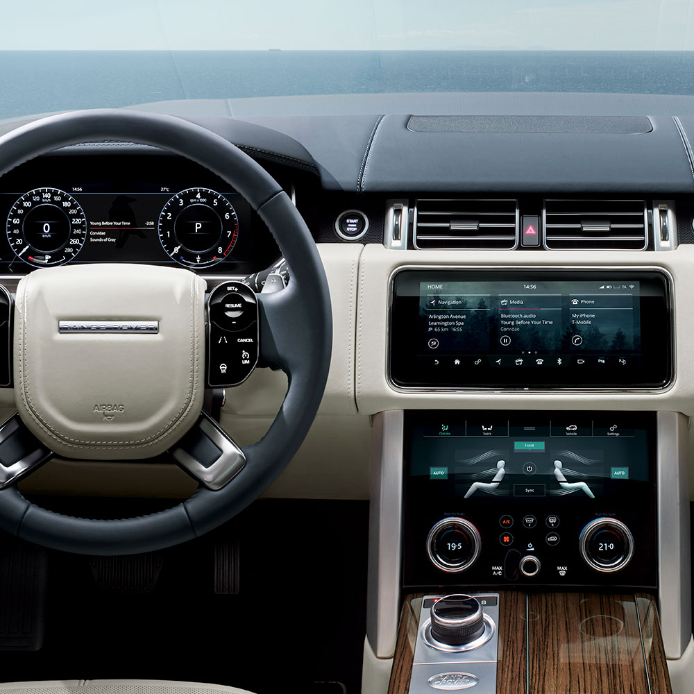 Range Rover And Land Rover >> Range Rover - Luxury SUV Gallery - Land Rover