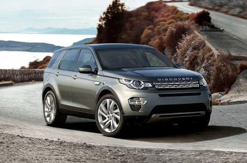 Discovery Sport - Performance On-road