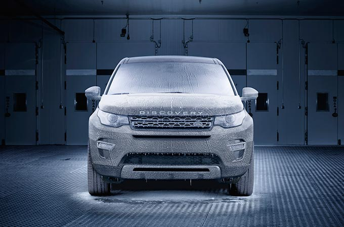 Discovery Sport 17MY