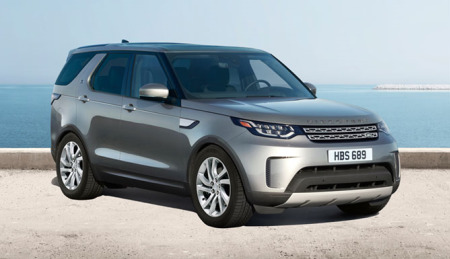 Land Rover Discovery Sport >> 2019 Land Rover Discovery - 7-Passenger SUV | Land Rover USA