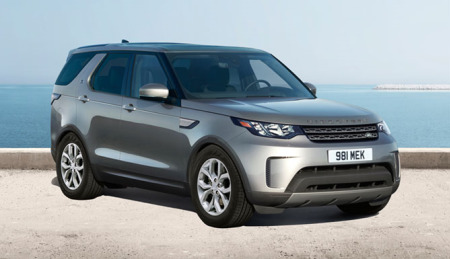 Land Rover Discovery >> The Awarded 2019 Discovery 7 Passenger Suv Land Rover Usa