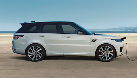 Discover Our Range of Luxury SUVs - Land Rover