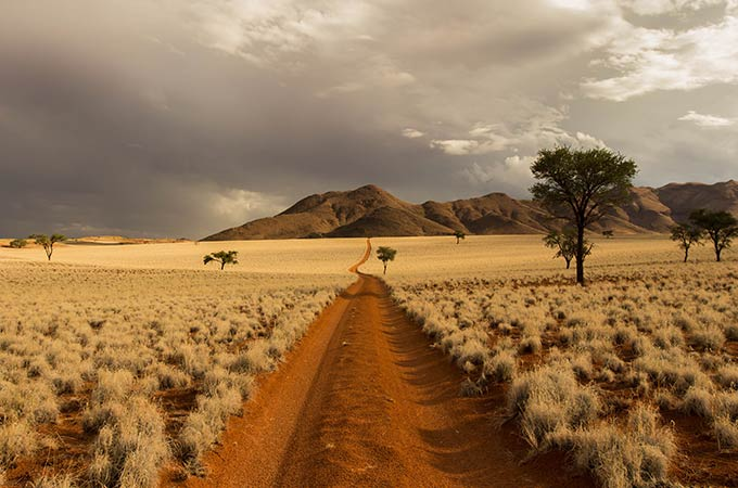 Adventure travel Namibia