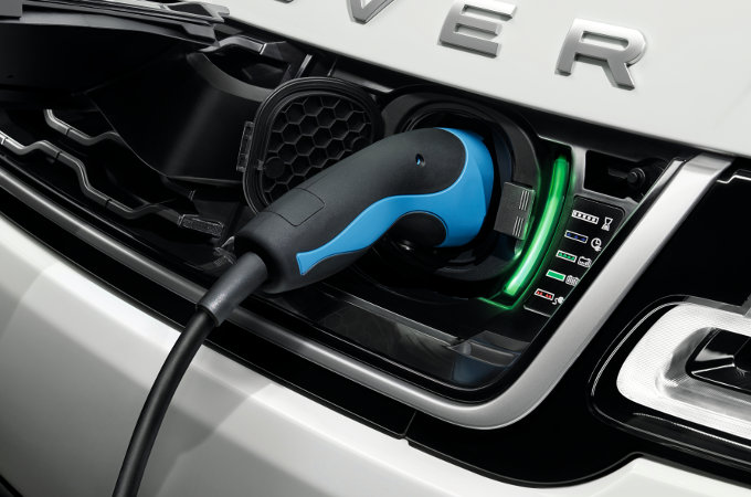 PHEV Charging cable