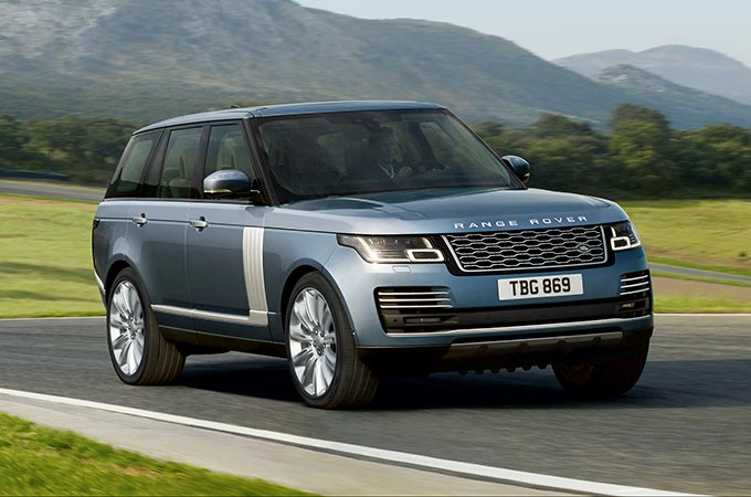 New Range Rover Refine Performance