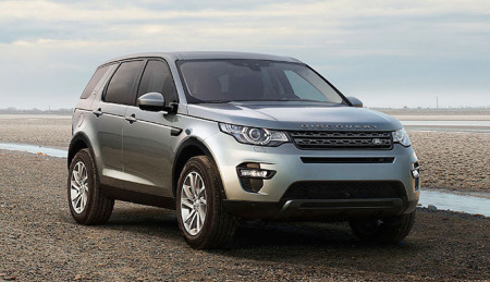 Discovery Sport - Sports SUV Overview - Land Rover