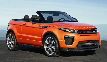 Range Rover Evoque - Compact SUV Overview - Land Rover