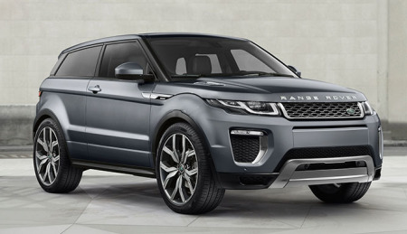 Evoque Autobiography, Urban SUV