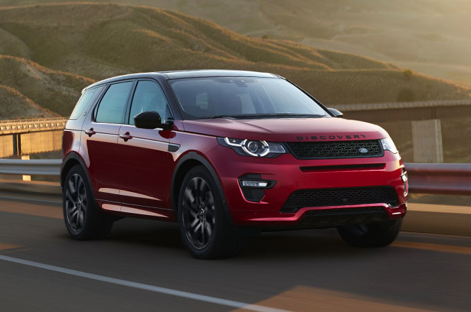 Discovery Sport 17MY - Eco Mode