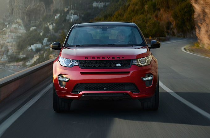 Discovery Sport 17MY - 9-speed Automatic Transmission