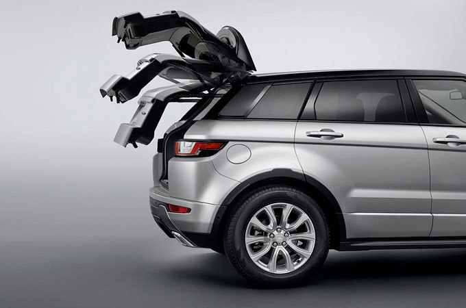 range rover evoque landmark edition land rover. Black Bedroom Furniture Sets. Home Design Ideas