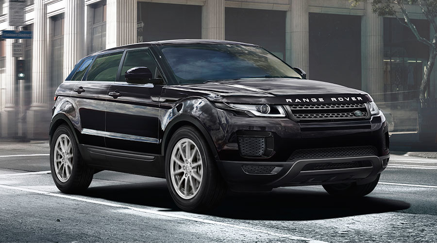 range rover evoque pure model land rover. Black Bedroom Furniture Sets. Home Design Ideas