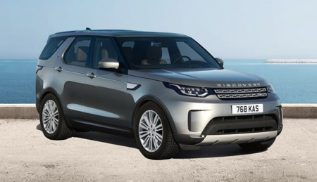 Land Rover Discovery Off-Road SUV Vehicle Model HSE LUX