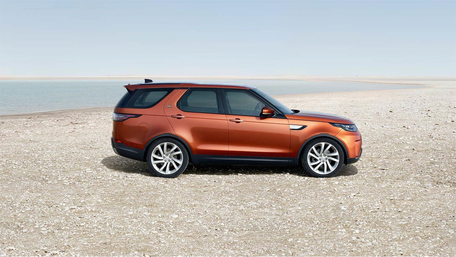 Land Rover Discovery 2017 4x4 Off-Road SUV