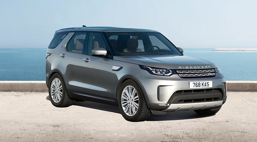 Discovery HSE Luxury Overview | Discovery SUV | Land Rover A