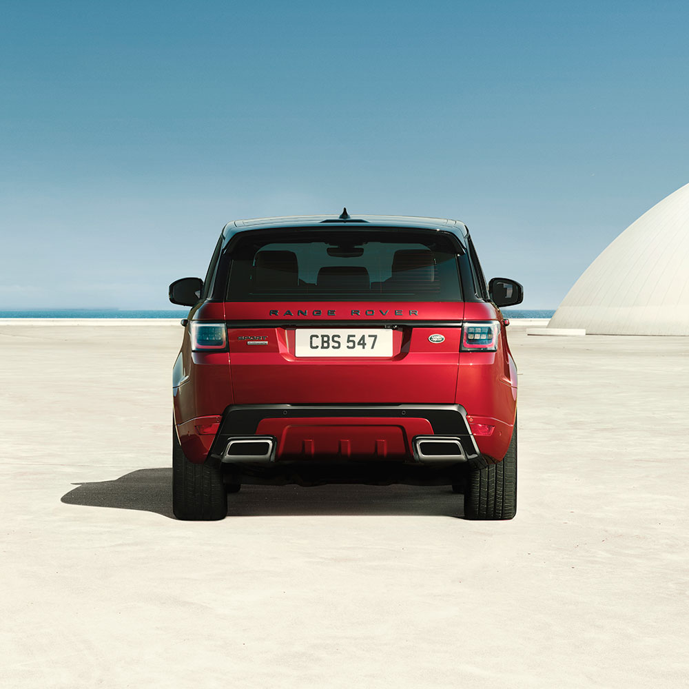 Range Rover Interior >> Range Rover Sport - Vehicle Gallery - Land Rover