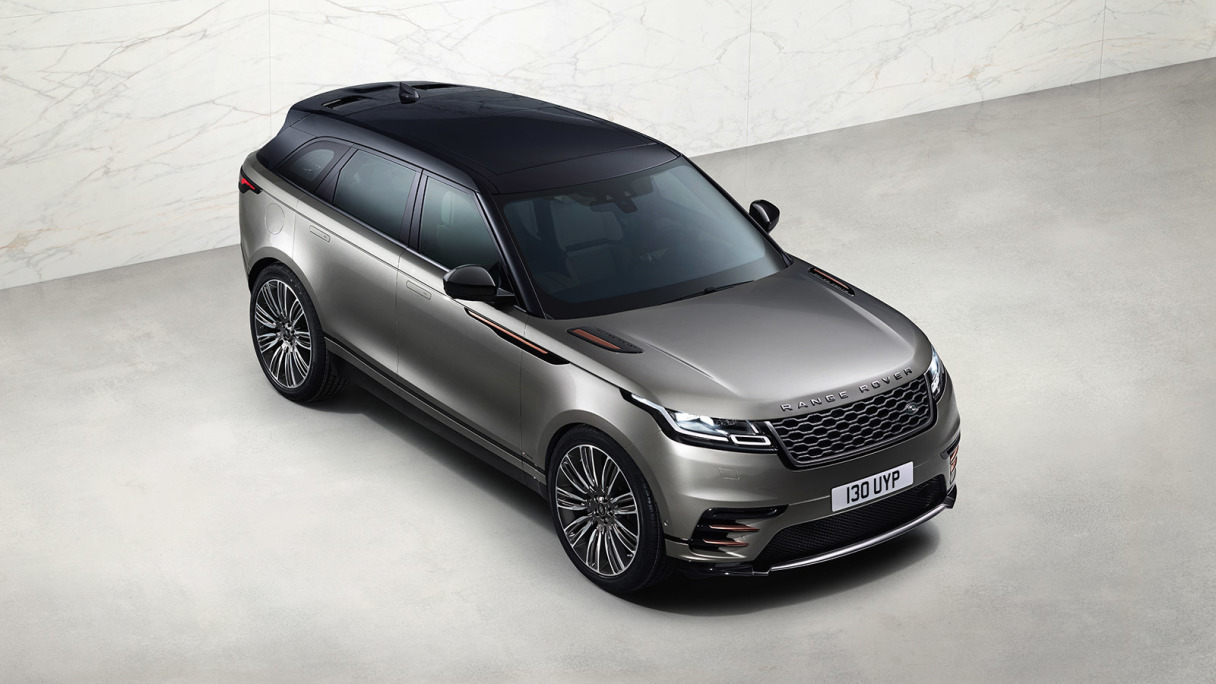 Options Accessories Range Rover Velar Land Sunroof Wires