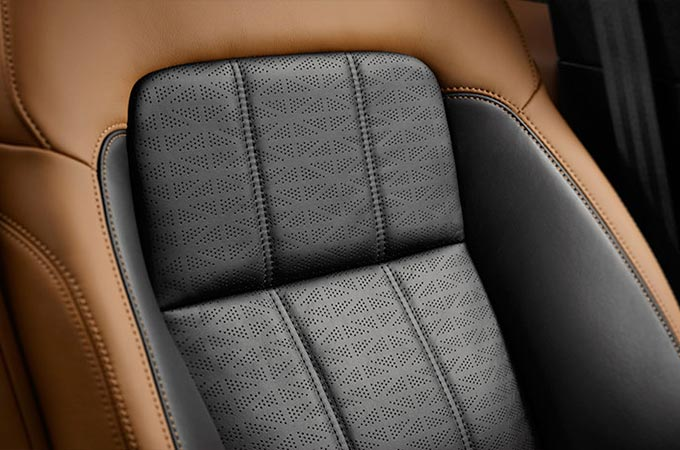 Range Rover Sport - Seating