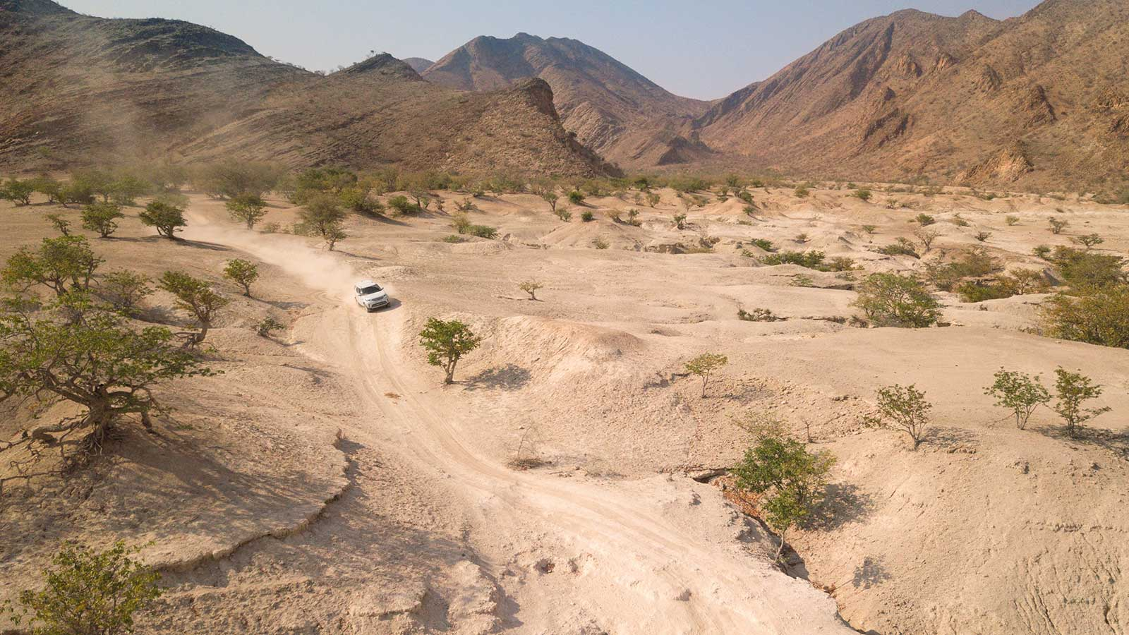 Namibia Discovery Landscape