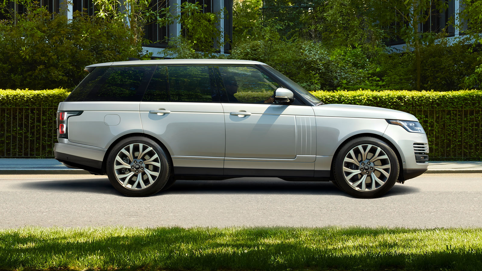 The Range Rover Autobiography with optional Privacy Glass