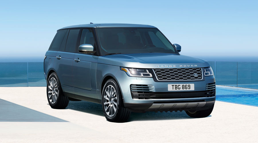 2019 Range Rover All Models Land Rover Usa