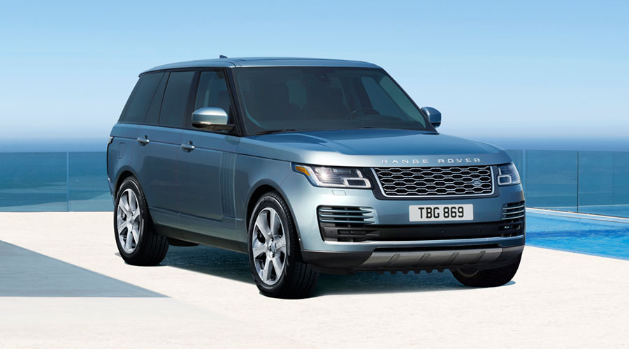 2019 Range Rover Supercharged Land Rover Usa