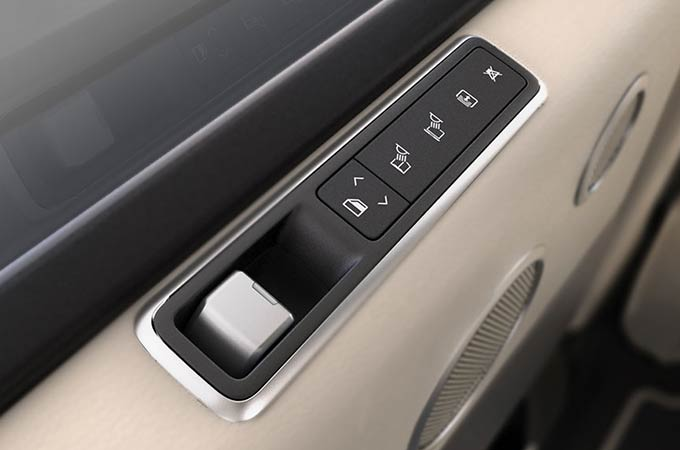 RANGE ROVER - MULTI-FUNCTION REAR DOOR SWITCH