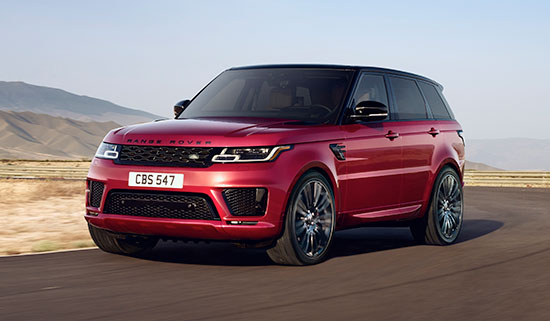 Foto Land Rover Discovery >> 2019 Range Rover Sport - Luxury SUV | Land Rover USA