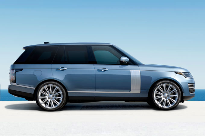 2019 Range Rover Luxury Suv Land Rover Usa