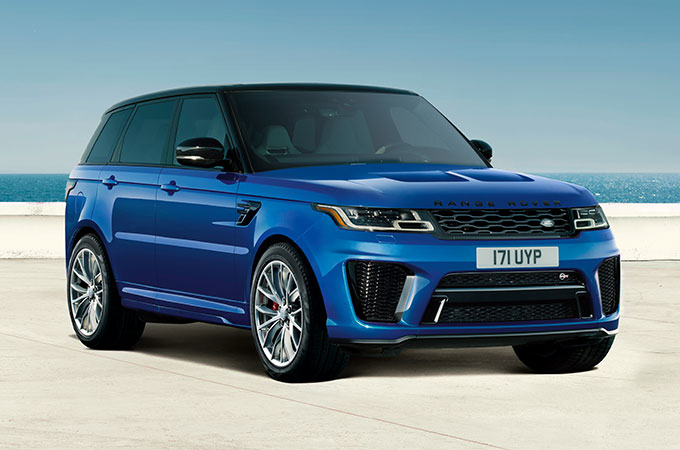 2019 range rover sport svr land rover usa. Black Bedroom Furniture Sets. Home Design Ideas