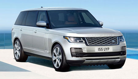 Range Rover Supercharged Long Wheelbase