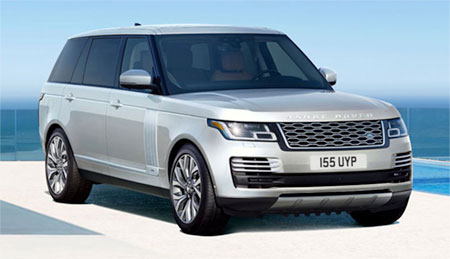 Land Rover Models >> 2019 Range Rover All Models Land Rover Usa