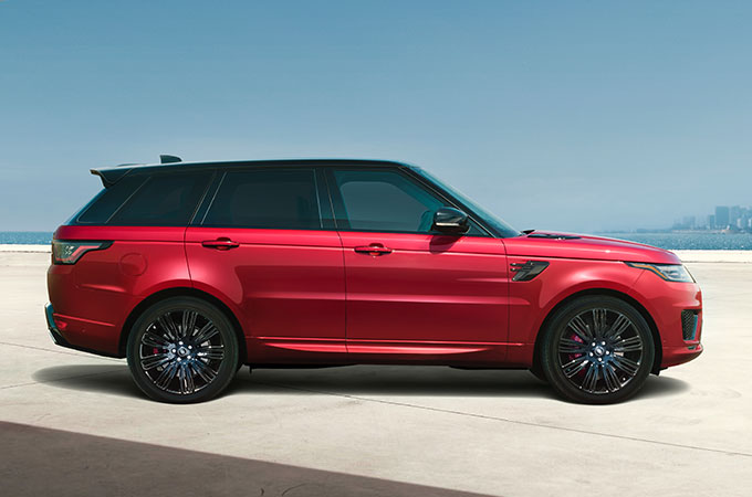 2019 Range Rover Sport Luxury Suv Land Rover Usa