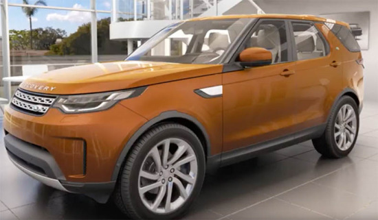 2017 Discovery | Keyless Entry and Locking